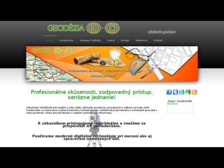 www.geodeziaad.sk
