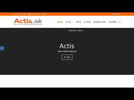 www.actis.sk