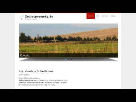 www.znalecpozemky.sk