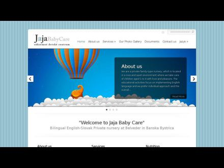 www.jajababycare.sk