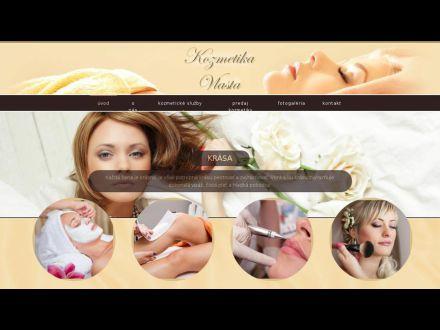 www.kozmetikavlasta.sk