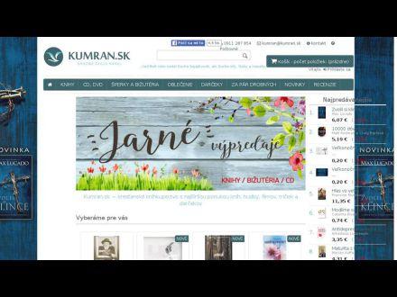 www.kumran.sk