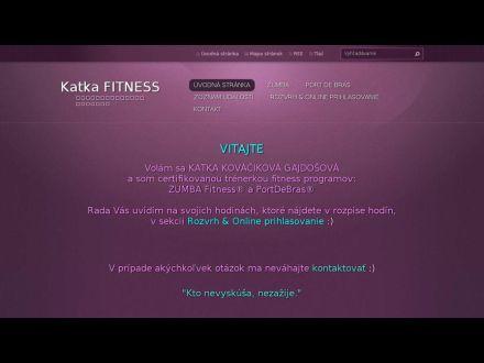 www.katka-fitness.webnode.sk