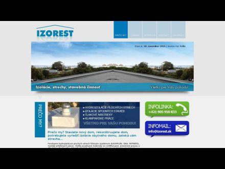 www.izorest.sk