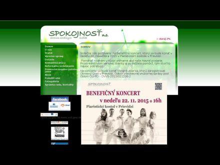 www.ispokojnost.sk