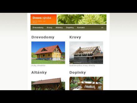 www.drevo-vyroba.appspot.com