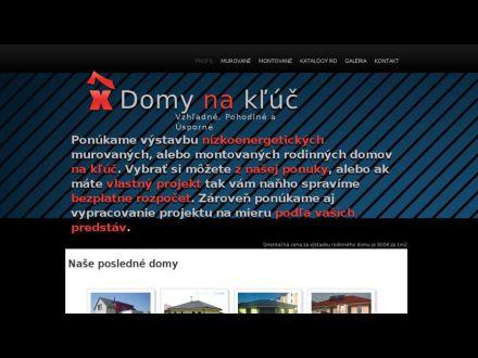 www.xdomynakluc.sk