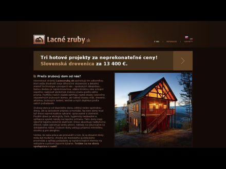 www.lacnezruby.sk