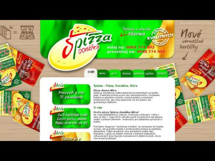 www.spizza.sk