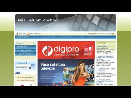 www.telcom.sk