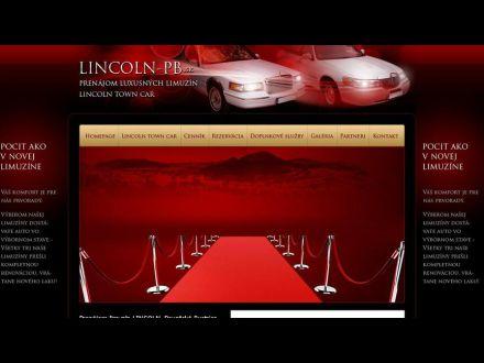 www.lincoln-pb.sk
