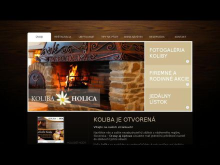 www.kolibaholica.sk