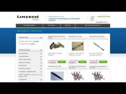 shop.lintech.cz