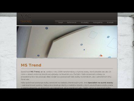 www.mstrend.sk