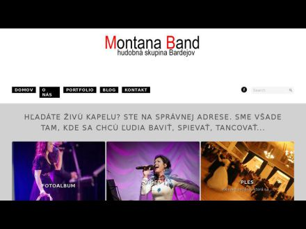 www.montanaband.sk