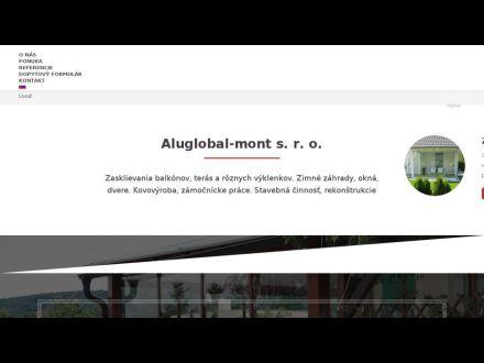 www.aluglobal-mont.sk
