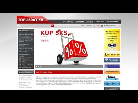 www.top-ledky.sk