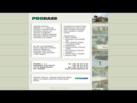 www.probase.sk