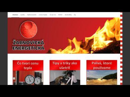 www.zarnovickaenergeticka.sk