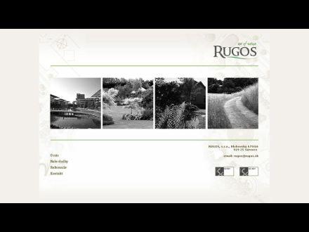www.rugos.sk