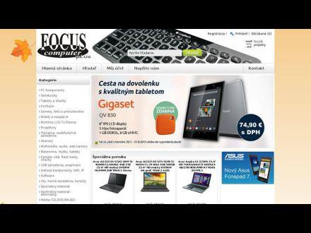 www.focus.sk
