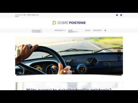 www.dobre-poistenie.sk