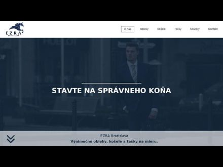 www.ezra.sk