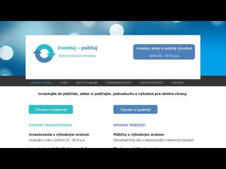 www.investuj-pozicaj.sk