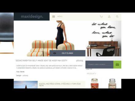 www.maxidesign.cz
