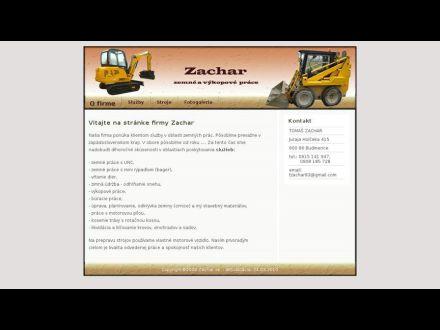 www.zemneprace-zachar.sk