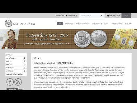 www.numizmatik.eu