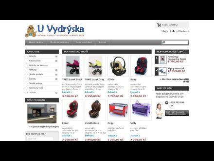 www.uvydryska.cz