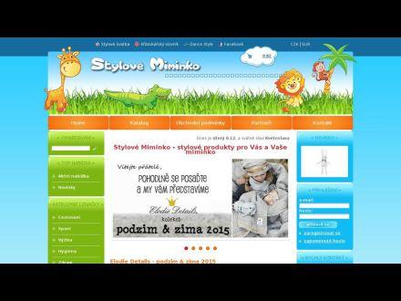 www.stylove-miminko.cz