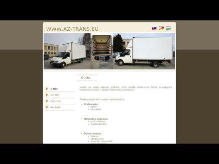 www.az-trans.eu
