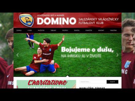 www.sdmdomino.sk
