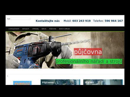 www.servis.prodej.pujcovna.kalwik.cz