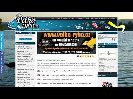 www.velka-ryba.cz