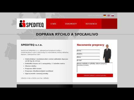 www.spediteq.sk