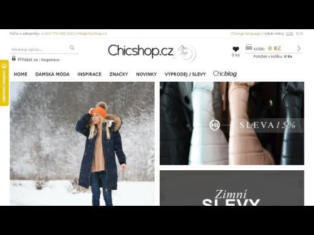 www.chicshop.cz