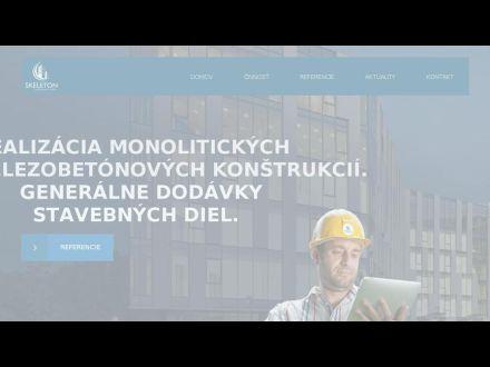 www.skeletonas.sk