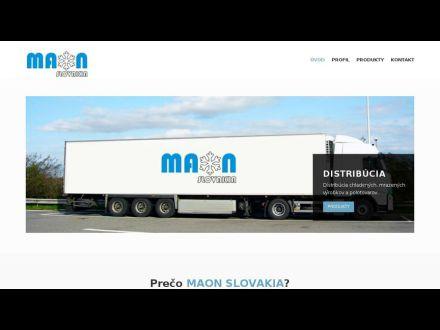 www.maon-slovakia.sk