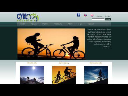 www.cykloadventure.eu