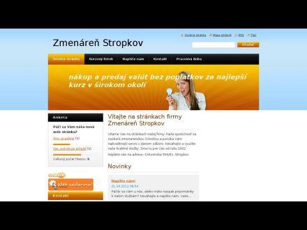 www.zmenarenstropkov.webnode.sk