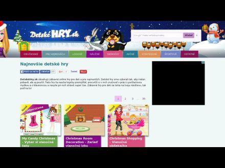 www.detskehry.sk