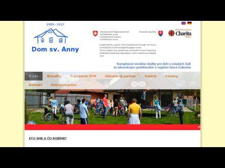 www.domsvanny.sk