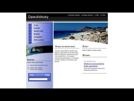 www.dpautobusy.webnode.sk