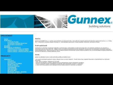 www.gunnex.sk