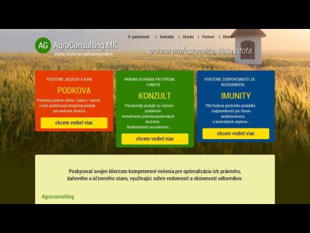 www.agroconsulting.sk