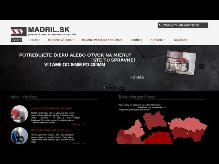 www.madril.sk