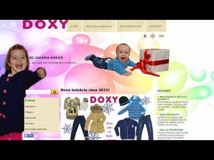 www.doxy.sk